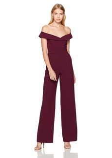 Black Halo Women's Yoli Jumpsuit