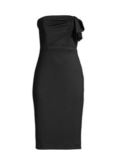 Black Halo Divina Cocktail Sheath Dress