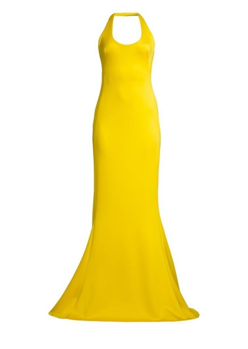 Naples Halter Gown