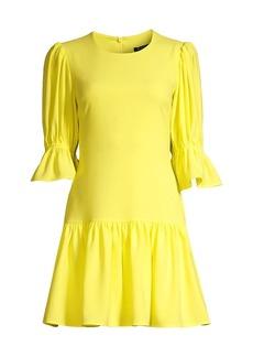 Black Halo Gabby Mini Dress