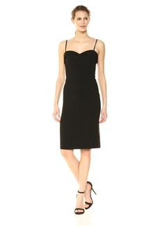 Black Halo Halo Women's Clover Sheath Dress