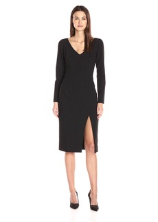 Black Halo Halo Women's Gilda Long Sleeve Dress