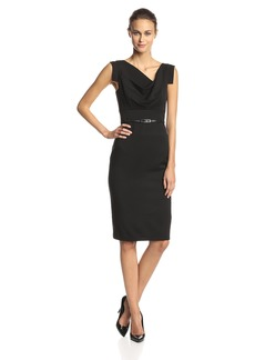 Black Halo Halo Women's Jackie O Dress