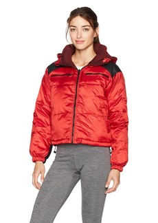 Blanc Noir Women's Reversible Puffer Jacket  S