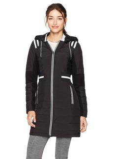 Blanc Noir Women's Stadium Puffer Jacket  L