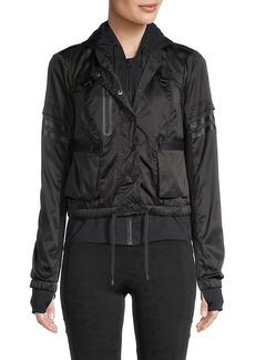 Blanc Noir Skyfall Hooded Jacket