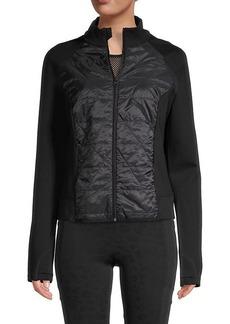 Blanc Noir Vector Thin Down Jacket