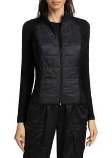 Blanc Noir Vector Thin Down Vest