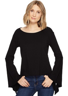 Blank Belle Sleeve Shirt in Shadow