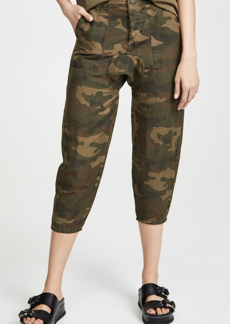 Blank Denim 5 Star Camo Pants
