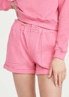 Blank Denim Sweet But Tough Shorts