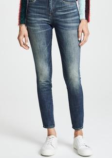 Blank Denim The Great Jones High Rise Skinny Jeans