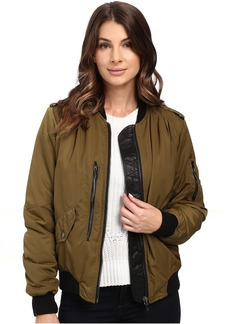 Blank NYC Bomber Jacket in She's a Toad
