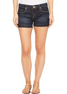 Blank NYC Denim Cut Off Shorts in Slim City