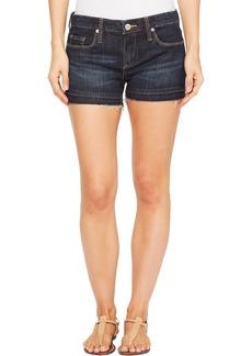 Blank NYC Denim Cut Off Shorts in Slim City