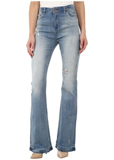 Blank NYC Denim Flare in Blue