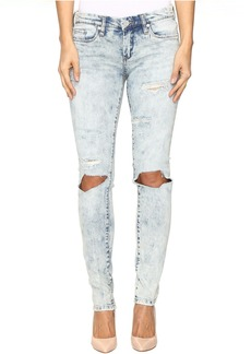 Blank NYC Denim Ripped Skinny Classique in Happy Tears
