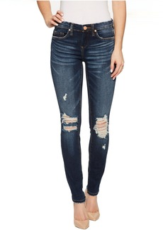 Blank Distressed Skinny Classique in Cult Classic