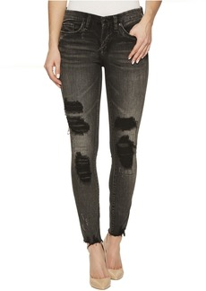 Blank Distressed Skinny in Shadow Chaser