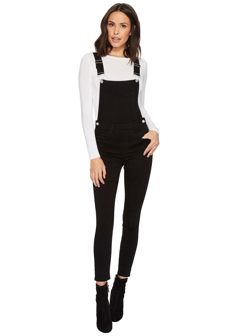 a057cf612a On Sale today! Blank Blank NYC High-Rise Fitted Overalls in Deep ...