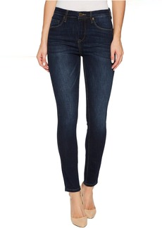 Blank High-Rise Skinny in See No Evil