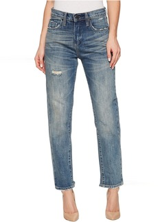 Blank High-Rise Tapered Leg in Casual Monday
