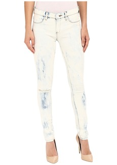 Blank NYC Spray On Washed Out Skinny Jeans in Instant Karma