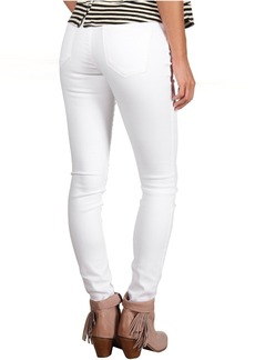 Blank The Spray-On Super Skinny Jean in White Lines