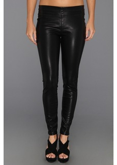 Blank NYC Vegan Leather Pull On Skinny