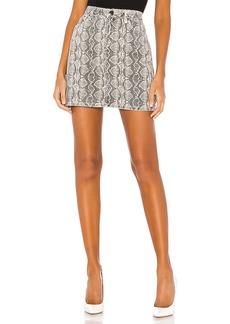 BLANKNYC A-Line High Rise Skirt