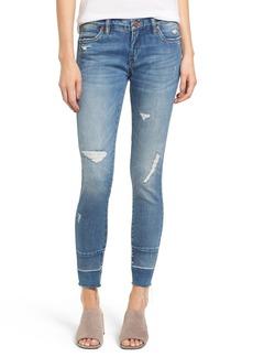 BLANKNYC Crop Skinny Jeans (Box Fresh)