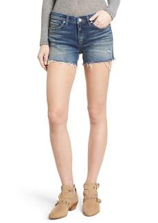 BLANKNYC Cutoff Denim Shorts (Amped Out)