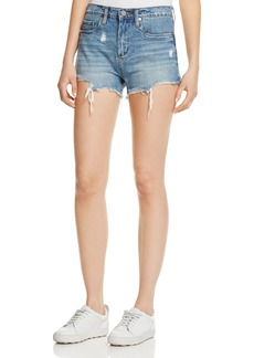 BLANKNYC Cutoff Denim Shorts in Ms. Throwback