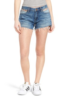BLANKNYC Cutoff Denim Shorts (Inside Joker)