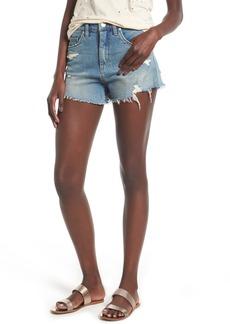 BLANKNYC Cutoff Denim Shorts (One Take Wonder)