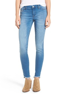 BLANKNYC Cutoff Skinny Jeans (One Life Stand)