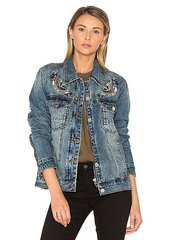 BLANKNYC Denim Jacket in Blue. - size S (also in M,XS)