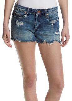 BLANKNYC® Destructed Fray Hem Shorts
