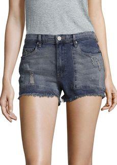 BLANKNYC Distressed Denim Shorts