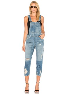 BLANKNYC Distressed Overall. - size 24 (also in 27,28)