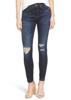 BLANKNYC Distressed Skinny Jeans (Fully Loaded)