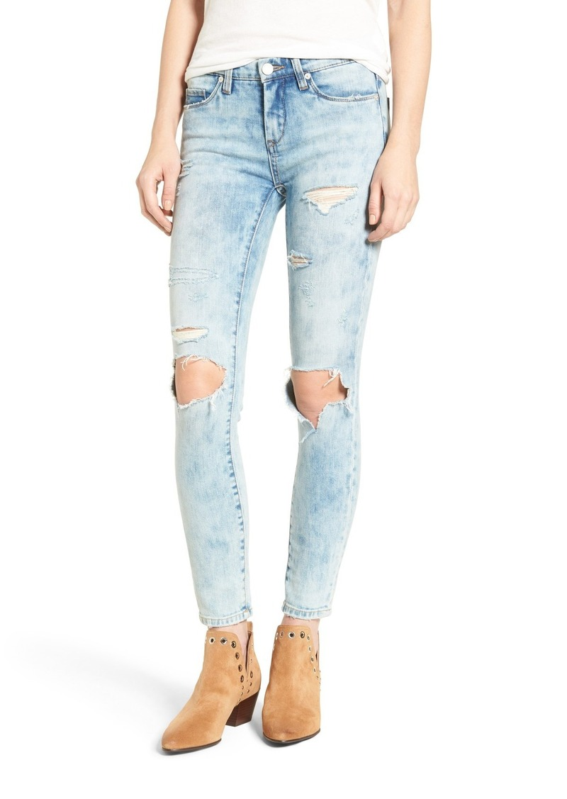 eb9314d95c97 On Sale today! Blank BLANKNYC Distressed Skinny Jeans (Happy Tears)