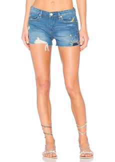 BLANKNYC Embroidered Short