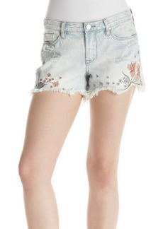 BLANKNYC® Embroidered Shorts