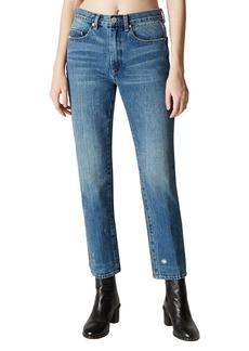 BLANKNYC Empty Threat Straight Leg Jeans