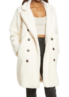 BLANKNYC Faux Shearling Jacket