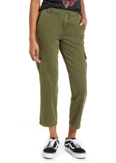 BLANKNYC Garment Dye Twill Cargo Pants