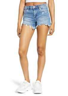BLANKNYC Grommet Waist Cutoff Denim Shorts (It's Vintage)