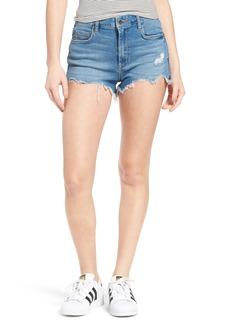 BLANKNYC High Waist Denim Shorts (Puppy Love)