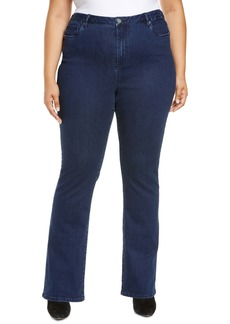 BLANKNYC Hoyt Bootcut Jeans (Book Smart) (Plus Size)
